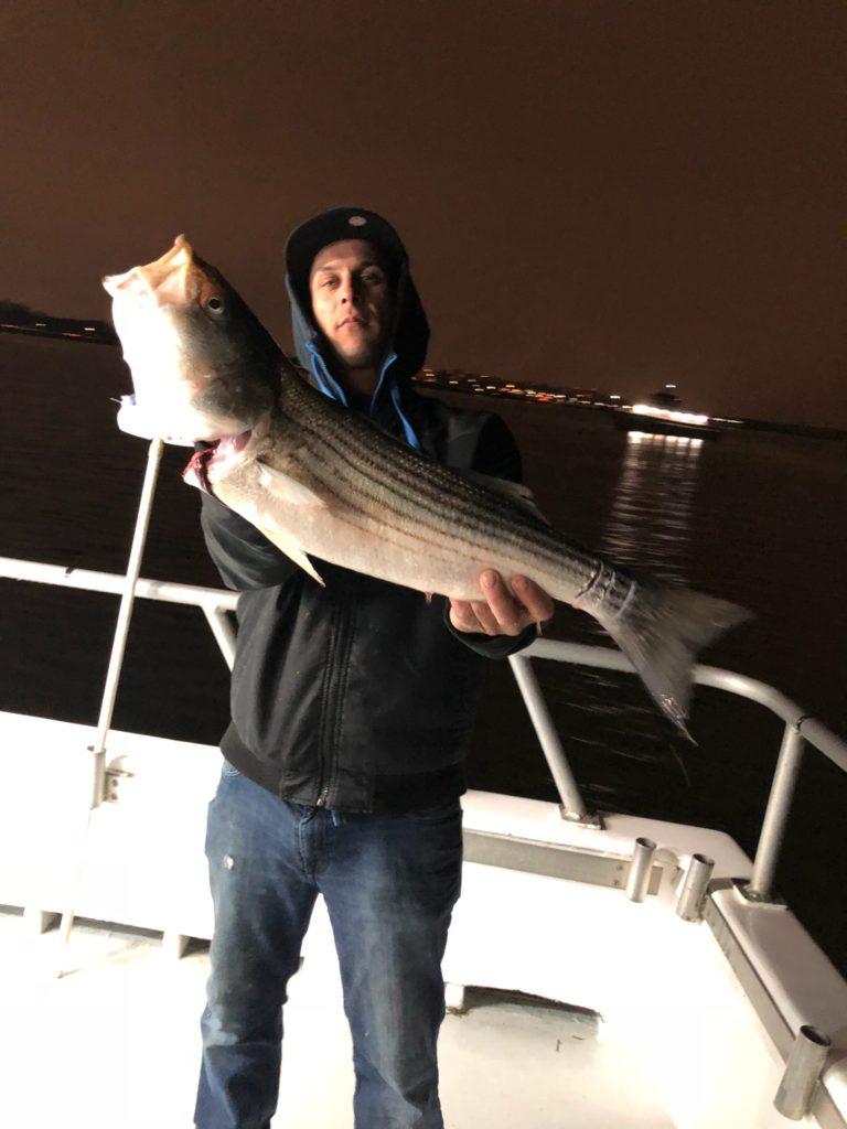 Nj salt fish 2018 05 05 mar jean brooklyn for Nj saltwater fishing report