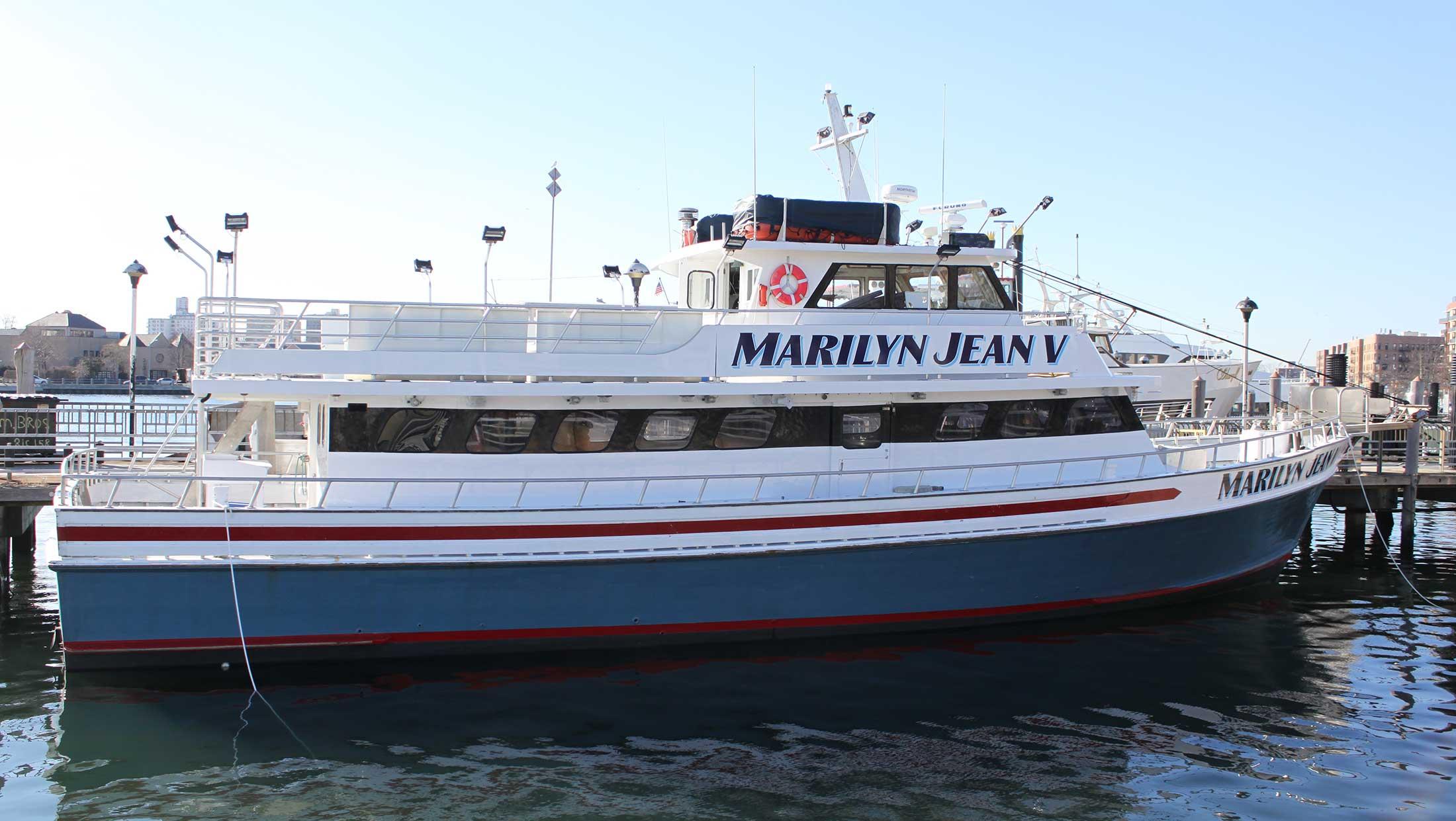 Sheepshead Bay Brooklyn New York Party Charter Fishing Boat